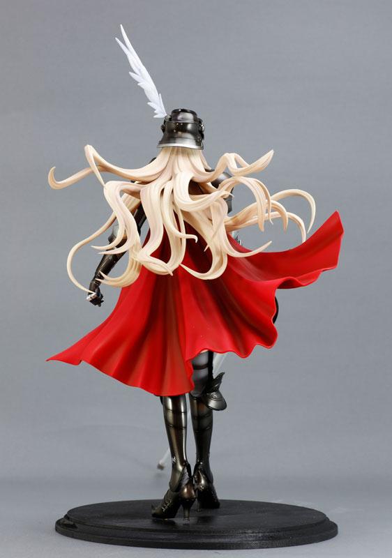 ワルキューレロマンツェ [少女騎士物語] スィーリア クマーニ エイントリー Black ver. 1/6スケール PVC製 塗装済み完成品フィギュア-003