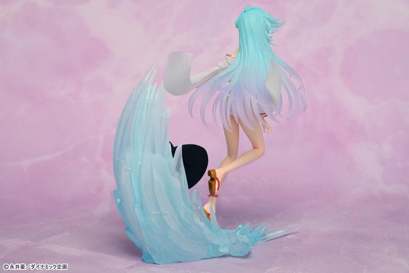 ドロロンえん魔くん 雪子姫~ダメージ・コンパチver.~ 1/7 完成品フィギュア-004