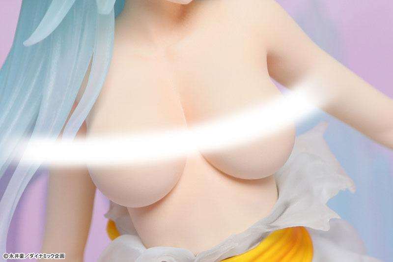 ドロロンえん魔くん 雪子姫~ダメージ・コンパチver.~ 1/7 完成品フィギュア-014
