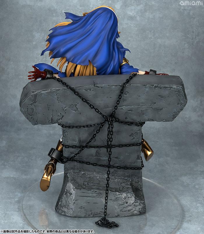 クイーンズブレイド リベリオン 聖なる生贄 異端審問官シギィ 1/5 完成品フィギュア-005