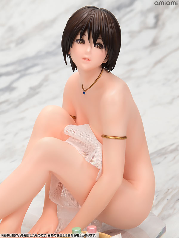 KEIKO's Beauty Line collection No.C629 瑠璃(ラピスラズリ)~なごり雪~ 1/7 完成品フィギュア-015
