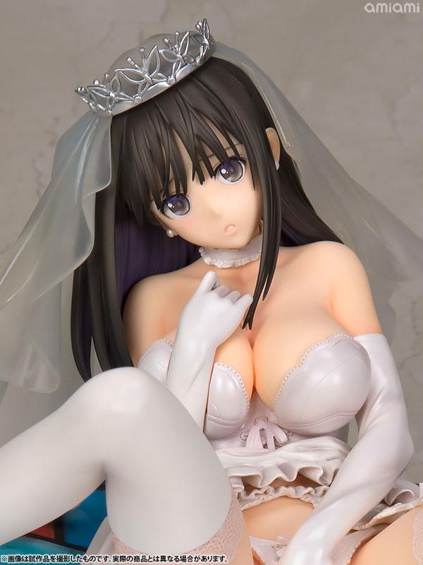 フォルト!! 佐伯藍 wedding ver. 1/6 完成品フィギュア-008