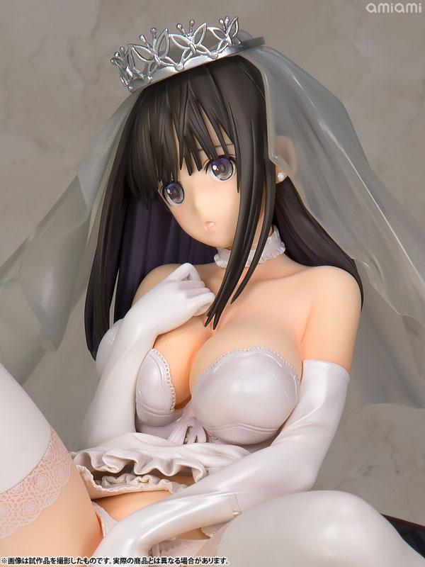 フォルト!! 佐伯藍 wedding ver. 1/6 完成品フィギュア-009