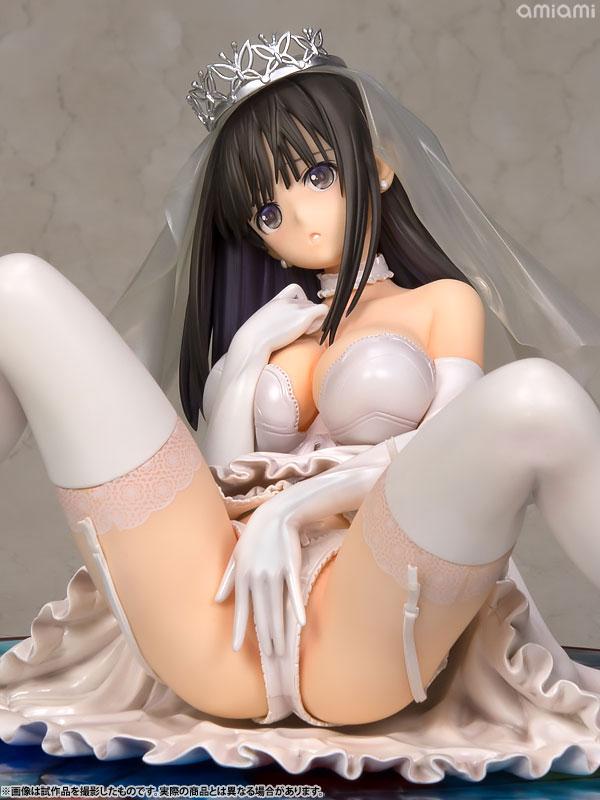 フォルト!! 佐伯藍 wedding ver. 1/6 完成品フィギュア-011