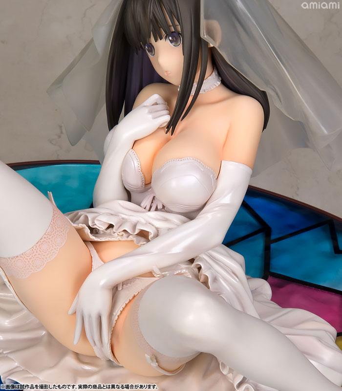 フォルト!! 佐伯藍 wedding ver. 1/6 完成品フィギュア-012