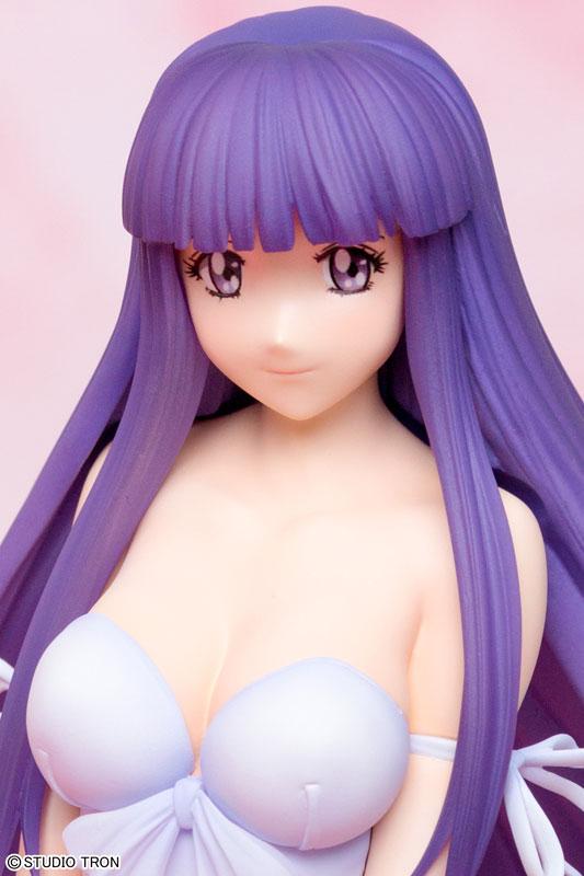 サイレントメビウス 闇雲那魅~ 水着巫女ver .~ 1/7 完成品フィギュア-006