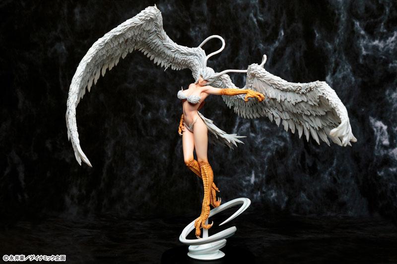 デビルマン シレーヌ~鳳翼の天舞ver.~ 1/7 完成品フィギュア-001