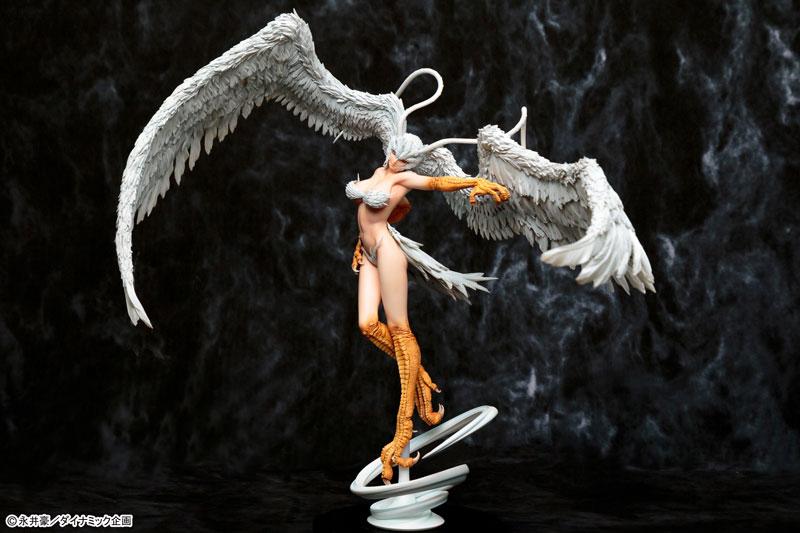 デビルマン シレーヌ~鳳翼の天舞ver.~ 1/7 完成品フィギュア-003