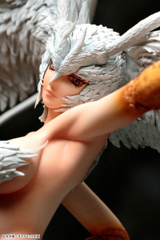 デビルマン シレーヌ~鳳翼の天舞ver.~ 1/7 完成品フィギュア-007