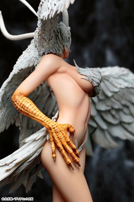 デビルマン シレーヌ~鳳翼の天舞ver.~ 1/7 完成品フィギュア-009