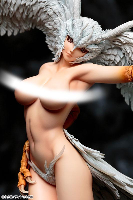 デビルマン シレーヌ~鳳翼の天舞ver.~ 1/7 完成品フィギュア-014