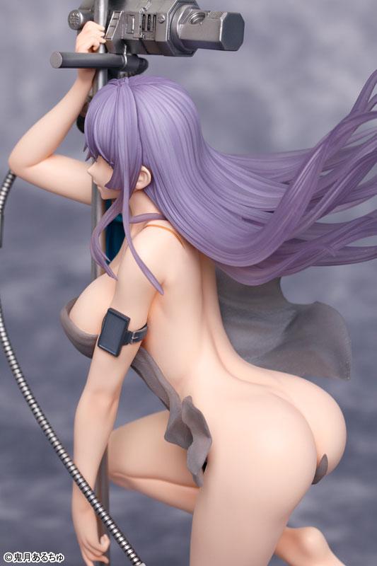 FUROHILE 自宅の風呂に入ると先に知らない裸の女が入ってる 小夜 1/7 完成品フィギュア-008