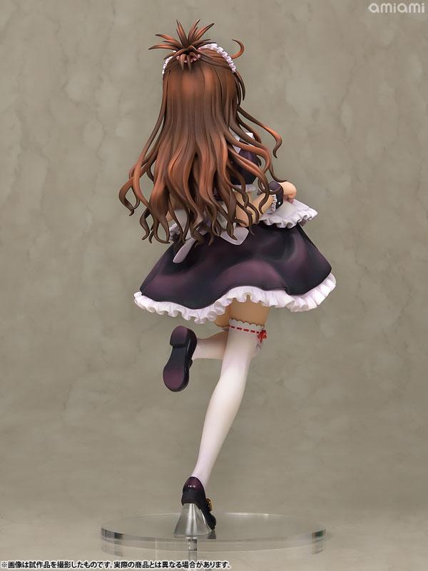 ToLOVEる-とらぶる-ダークネス 結城美柑 メイドStyle 1/7 完成品フィギュア-005