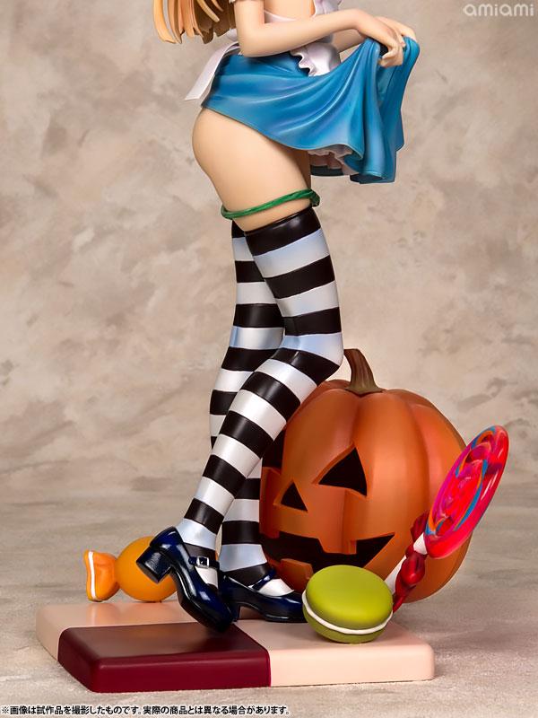 コミック阿吽 Alice illustration by 深崎暮人 1/6スケール PVC製 塗装済み 完成品フィギュア-020