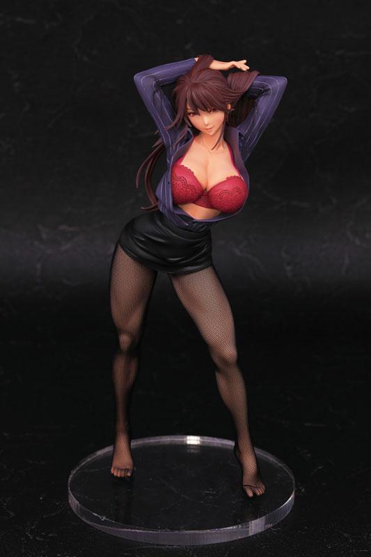 働くオンナの熟れた汗 黒沢乙女 1/6 完成品フィギュア-008