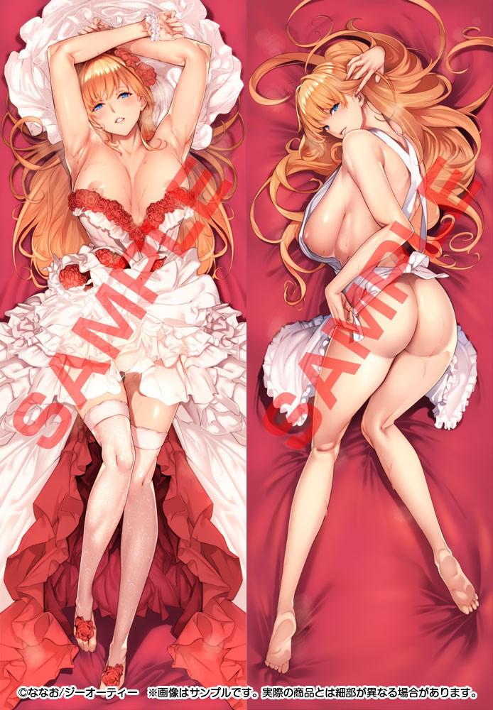 GOT Pillow Cover Collection 006『椿原ミラ』抱き枕カバー ドラマCD付き-001