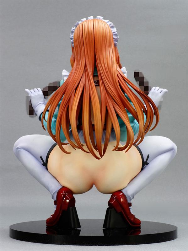 コミックバベル ファナティシズム アリッサ Green ver. 1/5.5 完成品フィギュア-009