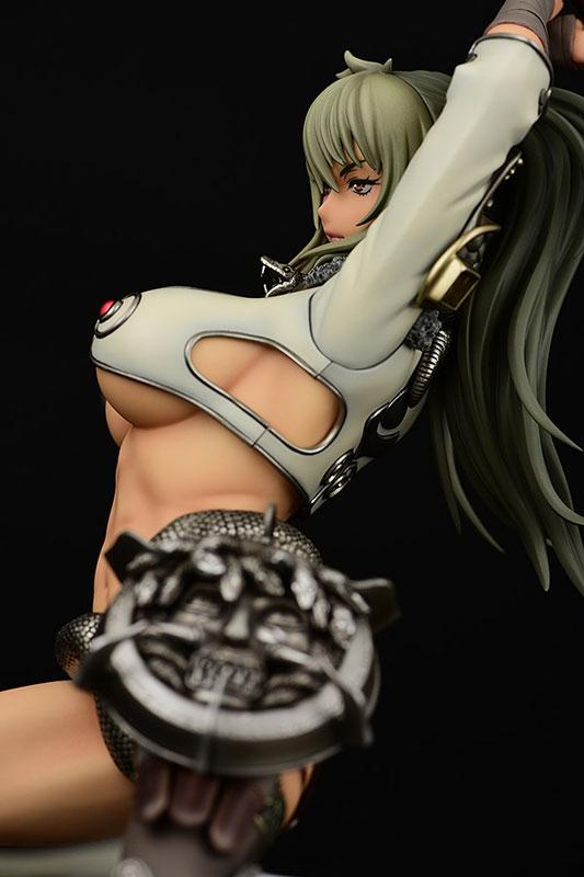 クイーンズブレイド 歴戦の傭兵 エキドナ:High Quality Edition: 1/6 完成品フィギュア-005