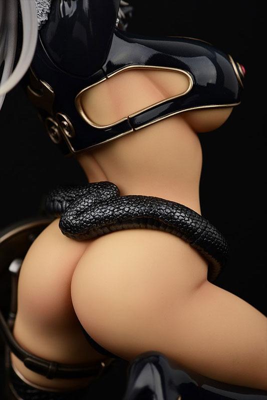 クイーンズブレイド『歴戦の傭兵 エキドナ:High Quality Edition:ver.DARKNESS』1/6 完成品フィギュア-008
