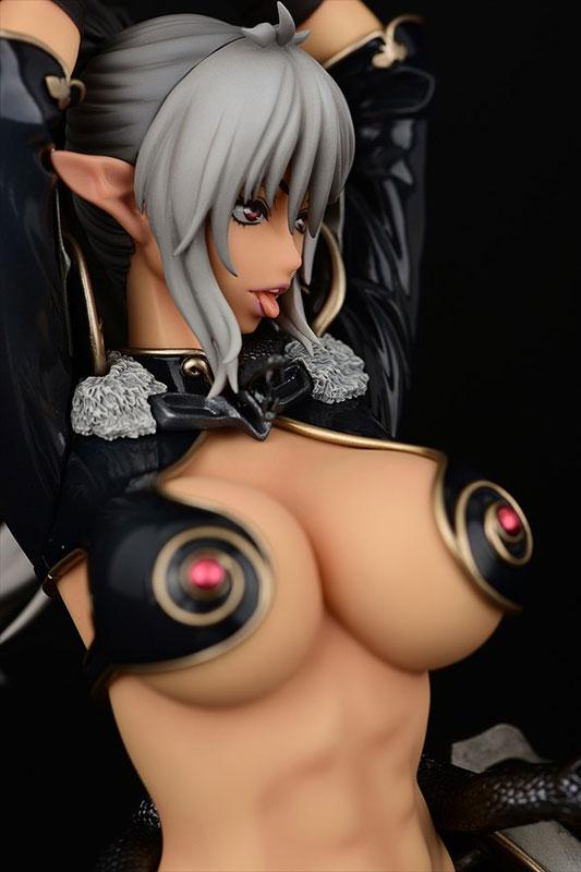 クイーンズブレイド『歴戦の傭兵 エキドナ:High Quality Edition:ver.DARKNESS』1/6 完成品フィギュア-011