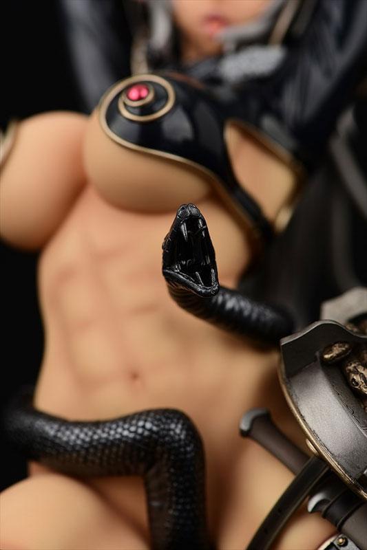 クイーンズブレイド『歴戦の傭兵 エキドナ:High Quality Edition:ver.DARKNESS』1/6 完成品フィギュア-013