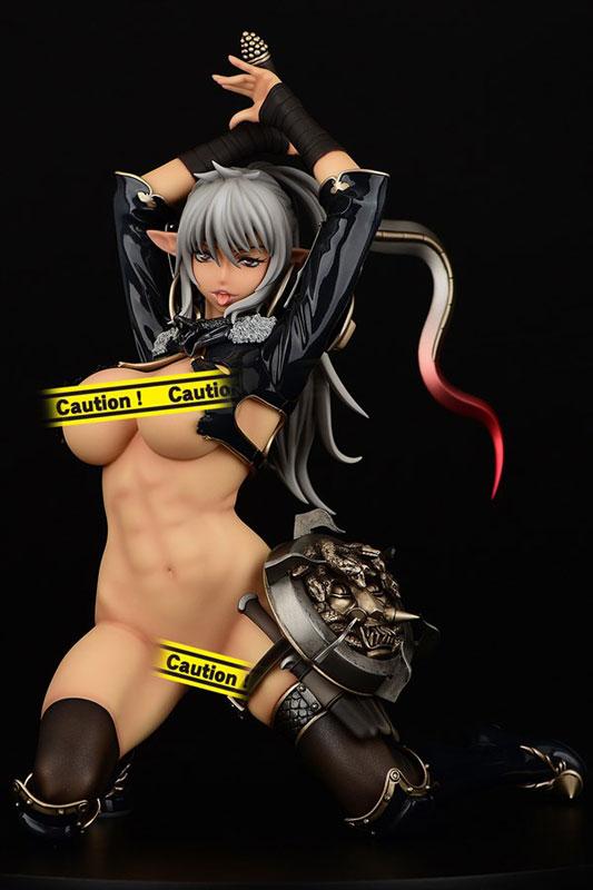 クイーンズブレイド『歴戦の傭兵 エキドナ:High Quality Edition:ver.DARKNESS』1/6 完成品フィギュア-018