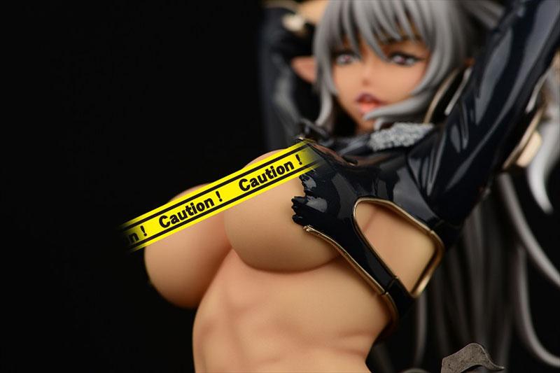 クイーンズブレイド『歴戦の傭兵 エキドナ:High Quality Edition:ver.DARKNESS』1/6 完成品フィギュア-021