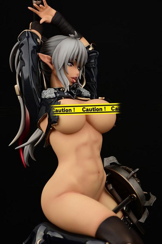 クイーンズブレイド『歴戦の傭兵 エキドナ:High Quality Edition:ver.DARKNESS』1/6 完成品フィギュア-023