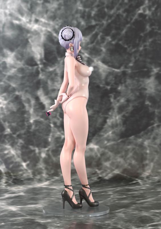 ねこめたる『透け白スク』1/7 完成品フィギュア-005