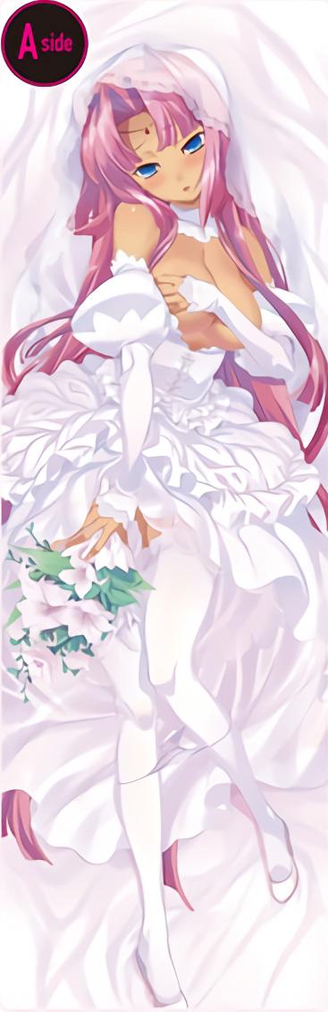 真・恋姫†夢想『フローラルビューティー 蓮華』抱き枕カバー-001