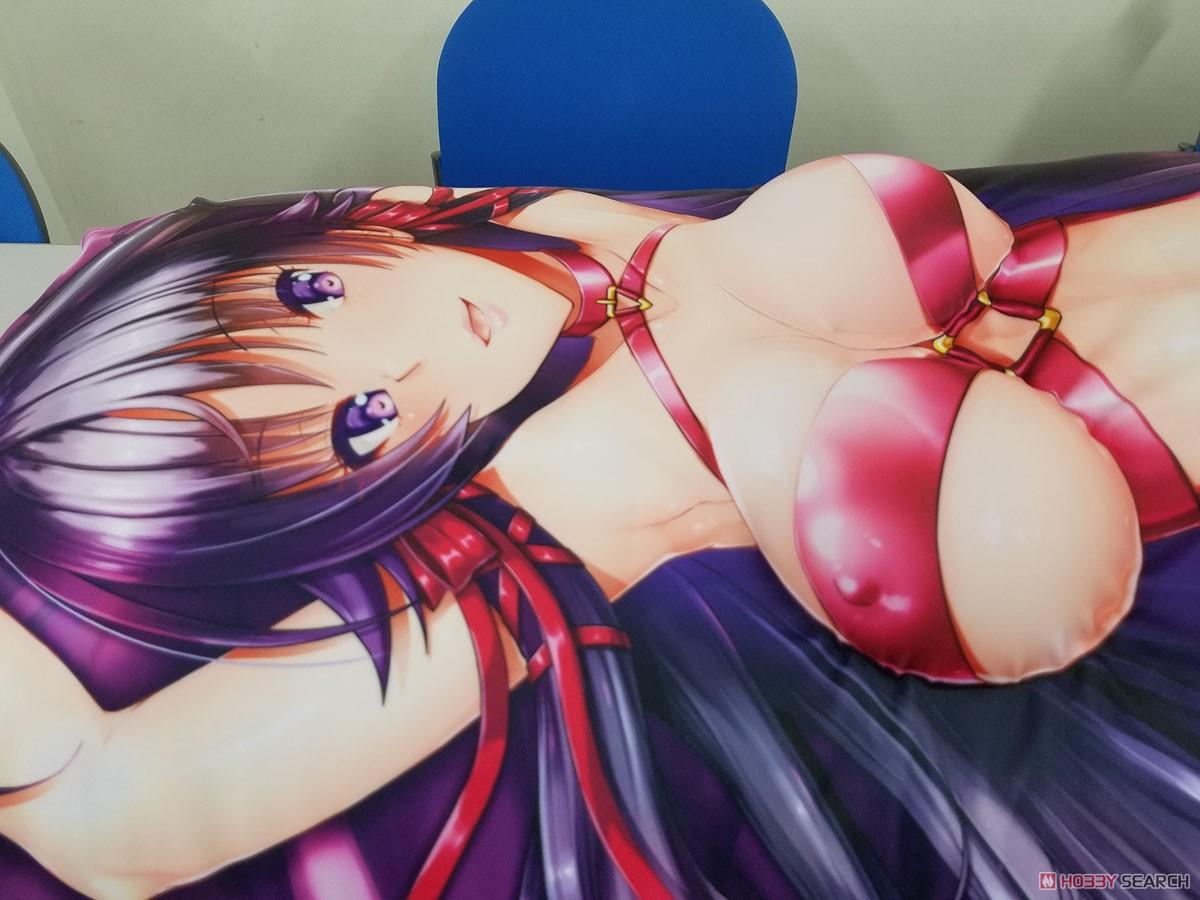 KTCオフィシャルグッズ『常磐城咲妃|呪詛喰らい師』おっぱい付き抱き枕カバー-004