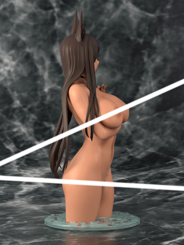 方天戟『アヌビス:水浴』1/4 完成品フィギュア-004
