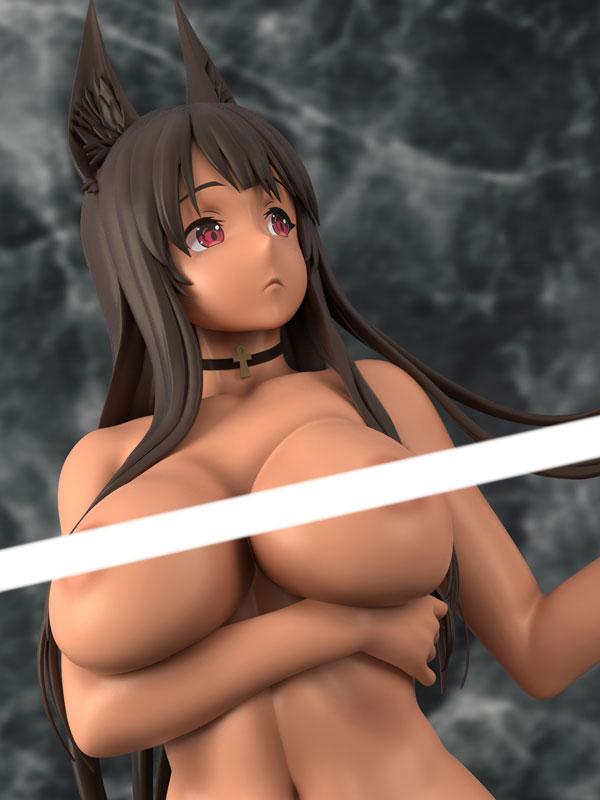 方天戟『アヌビス:水浴』1/4 完成品フィギュア-006