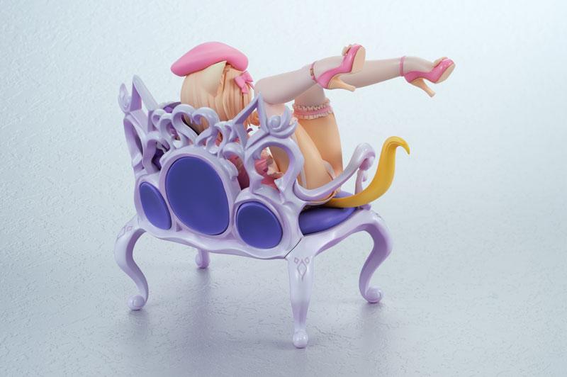 猫の惑星『ふんわり猫と椅子』1/8 完成品フィギュア-008
