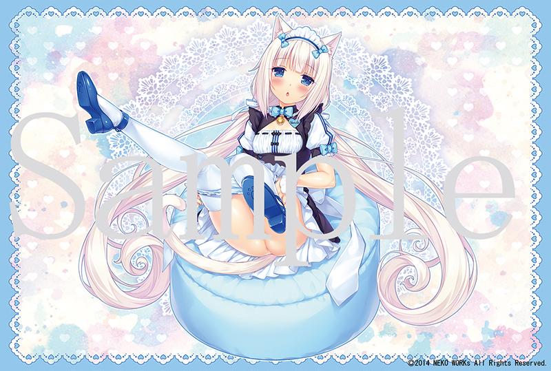 ネコぱら『バニラ』1/4 完成品フィギュア-013