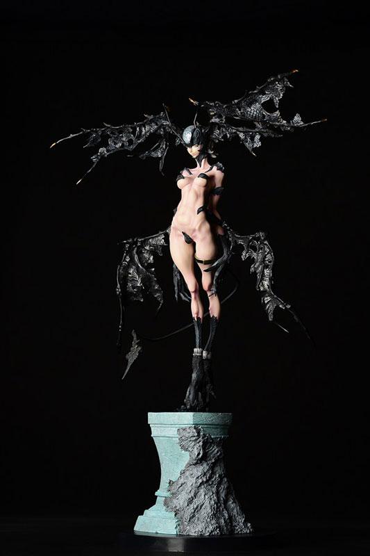 デビルマンレディー『The Extreme Devil/RevisionII』キャストオフ 完成品フィギュア-003