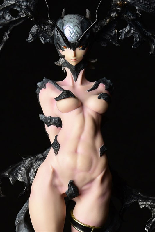 デビルマンレディー『The Extreme Devil/RevisionII』キャストオフ 完成品フィギュア-004