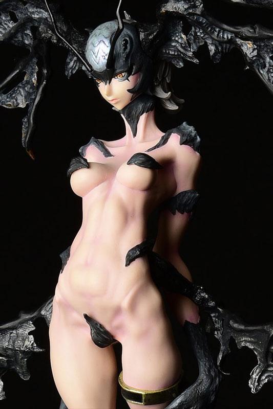 デビルマンレディー『The Extreme Devil/RevisionII』キャストオフ 完成品フィギュア-006