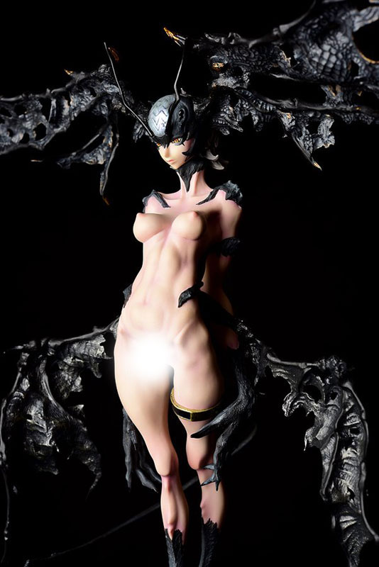 デビルマンレディー『The Extreme Devil/RevisionII』キャストオフ 完成品フィギュア-012
