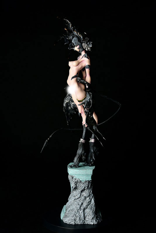 デビルマンレディー『The Extreme Devil/RevisionII』キャストオフ 完成品フィギュア-015