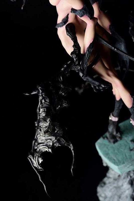 デビルマンレディー『The Extreme Devil/RevisionII』キャストオフ 完成品フィギュア-019
