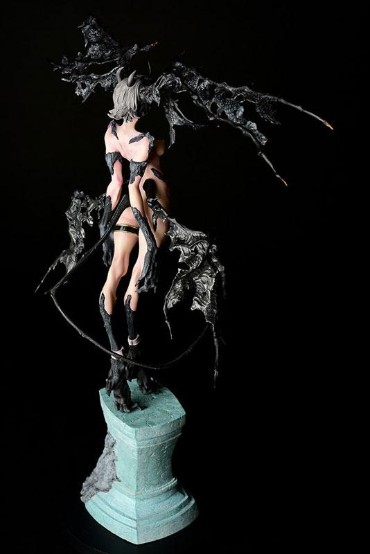 デビルマンレディー『The Extreme Devil/RevisionII』キャストオフ 完成品フィギュア-025