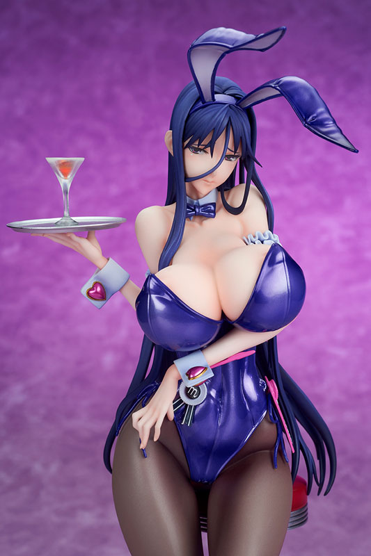 魔法少女『ミサ姉 バニーガールStyle』1/7 完成品フィギュア-006