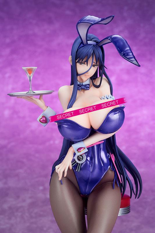 魔法少女『ミサ姉 バニーガールStyle』1/7 完成品フィギュア-008