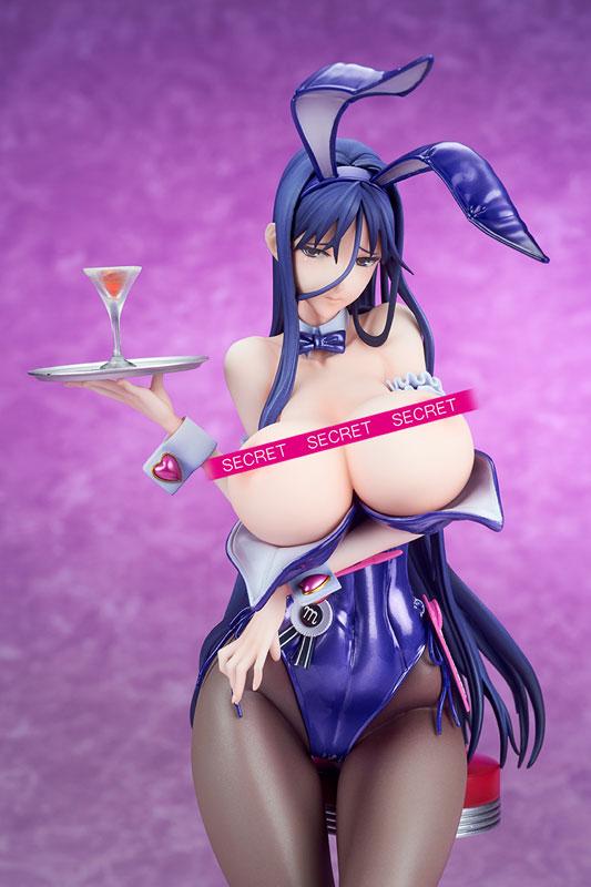 魔法少女『ミサ姉 バニーガールStyle』1/7 完成品フィギュア-009