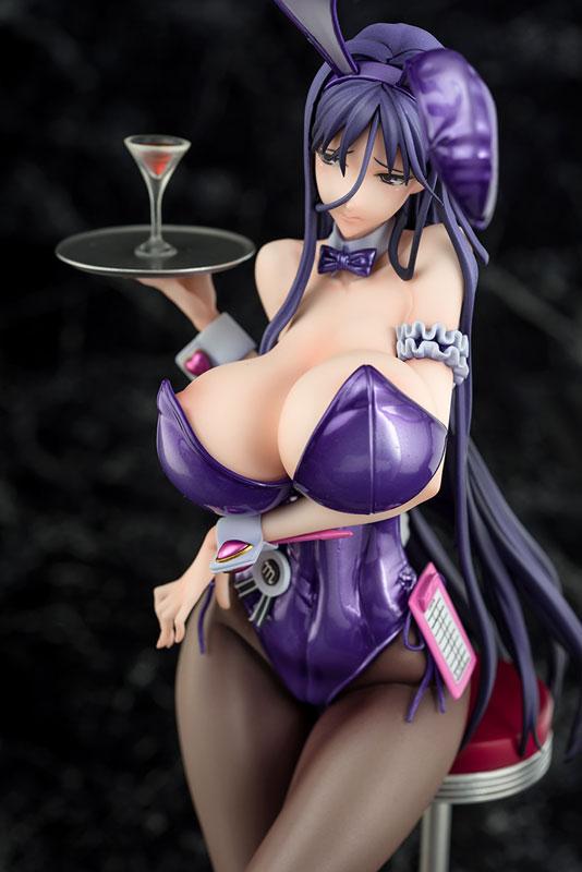 魔法少女『ミサ姉 バニーガールStyle』1/7 完成品フィギュア-011