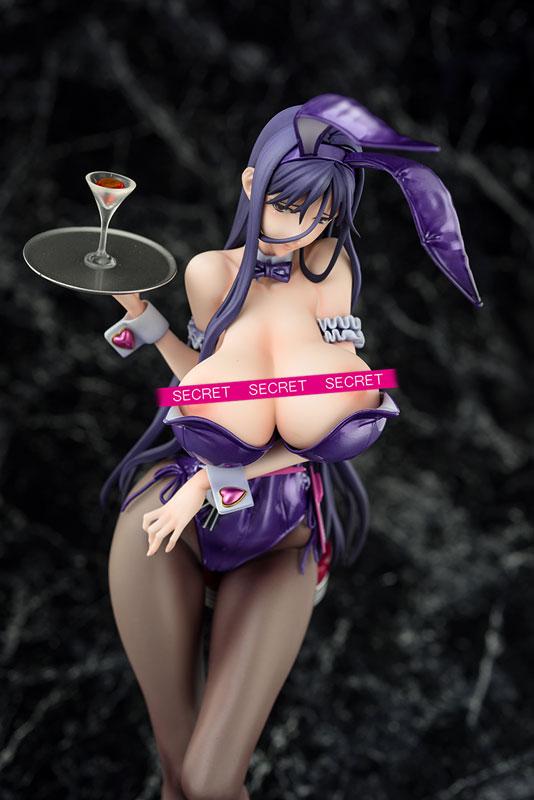魔法少女『ミサ姉 バニーガールStyle』1/7 完成品フィギュア-014