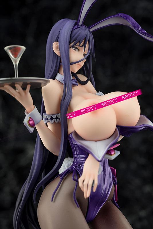 魔法少女『ミサ姉 バニーガールStyle』1/7 完成品フィギュア-016