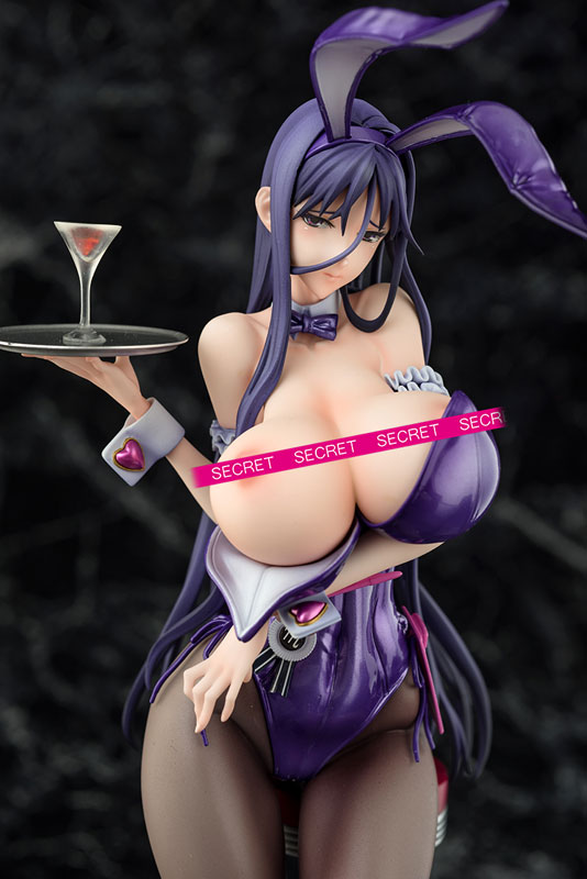 魔法少女『ミサ姉 バニーガールStyle』1/7 完成品フィギュア-017