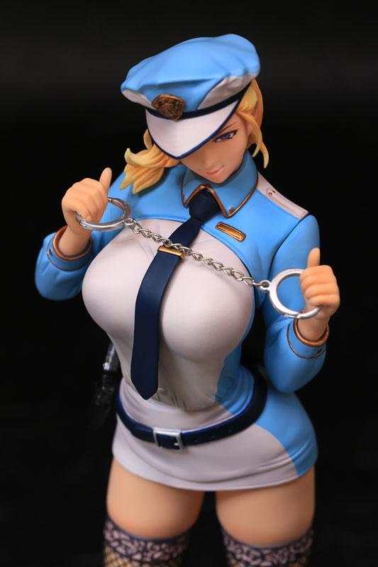 『淫乱ドS婦警 暁子(あきこ)Ver.II』Designed by 織田non 1/6 完成品フィギュア-007